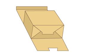 底插入型紙箱