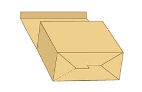 糊底盒紙箱